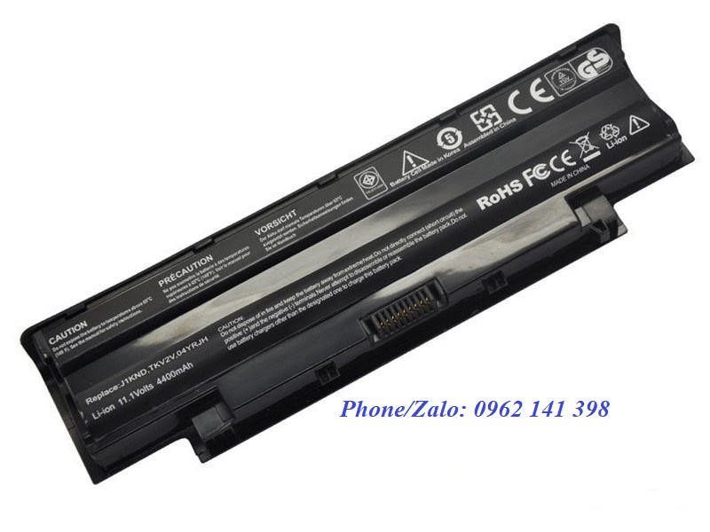 Pin laptop Dell N4010